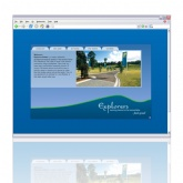Explorers Estate Website