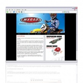 MXRAD Website xHTML and CSS Development