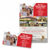 Mail Out Leaflets