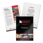 8 page brochure