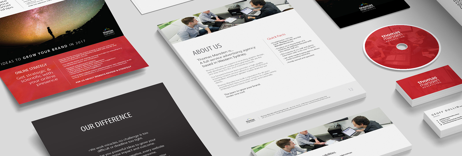 Printing and Print Management Service for Brochures, Business ...